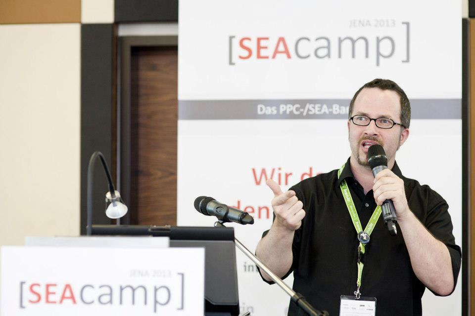 Benjamin Krauss Speaker SEAcamp Jena