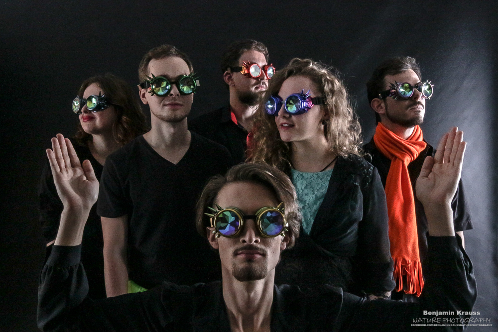 Colourblind-acapella-muenchen-Fotoshooting